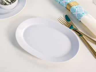 Rawier  półmisek porcelana mariapaula biała