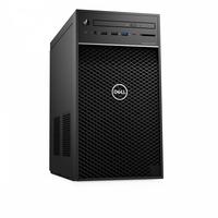 Dell stacja robocza precision t3640 mt i7-1070016gb256gb ssd m.21tbnvidia p620dvd rww10prokb216ms116vpro3y nbd