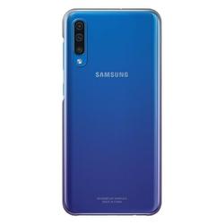 Samsung Etui Gradation Cover do Galaxy A50 fioletowe