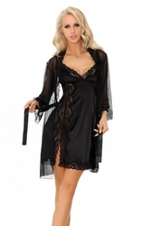 Koszulka i szlafrok mirabella livia corsetti