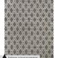Carpet decor :: dywan pone gray 160x230cm