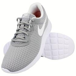 Nike wmns tanjun 812655-010 - sneakersy damskie - szary