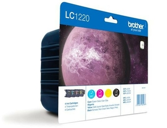 Brother Multipack  LC1220 CMYK do DCP-J525Wx25DWMFC-430W