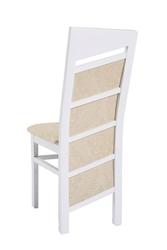 Krzesło  andrea z drewnianymi nogami różne kolory