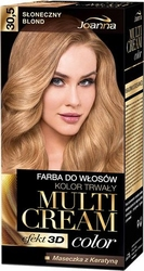 Joanna multi cream color, farba do włosów, 30.5 słoneczny blond
