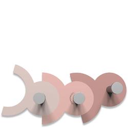 Wieszak ścienny Diennea CalleaDesign antyczny-różowy 13-014-32