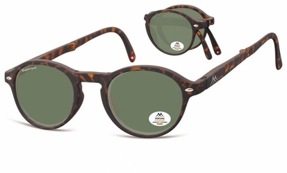 Składane okulary polaryzacyjne lenonki montana mp66c