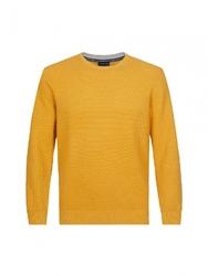 Sweter żółty s