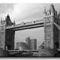 Londyn, tower bridge - obraz na płótnie