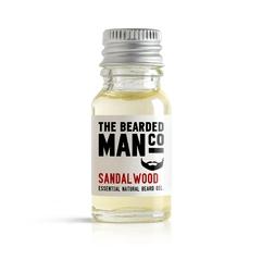 Bearded man co - olejek do brody drzewo sandałowe - sandalwood 10 ml