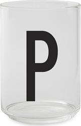 Szklanka aj litera p