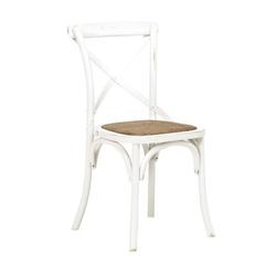 Krzesło do salonu angelina biały