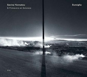 Sumiglia - savina yannatou płyta cd