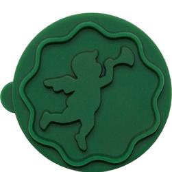 Stempel do mini ciastek Aniołek z trąbką Birkmann 340 367