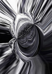 Abstrakcja viii - plakat premium wymiar do wyboru: 50x70 cm