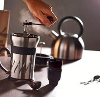 Zaparzacz do kawy z młynkiem peugeot paris press pg-35297