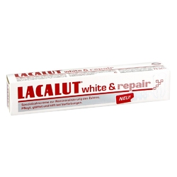 Lacalut white  repair pasta do zębów