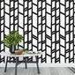 Tapeta na ścianę - bamboo art , rodzaj - próbka tapety 50x50cm