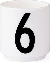 Filiżanki do espresso aj cyfra 6