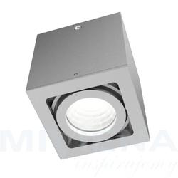 Berit i aluminium 230v gu10 50w