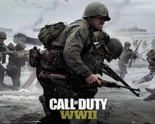 Call of duty beach - plakat gamingowy