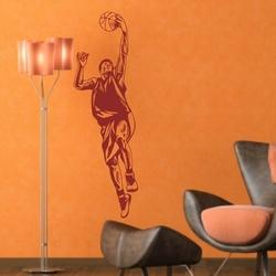 koszykarz 1167 szablon malarski