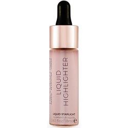 Makeup revolution liquid highlighter starlight, rozświetlacz do twarzy 18ml