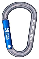 Karabinek rockx accessory carabiner light gray