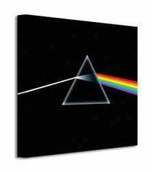 Pink Floyd Dark side of the Moon - Obraz na płótnie