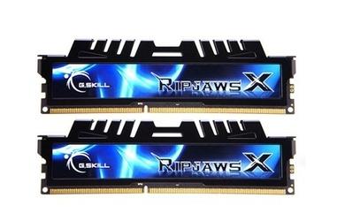 G.SKILL DDR3 16GB 2x8GB RipjawsX 2133MHz CL9 XMP