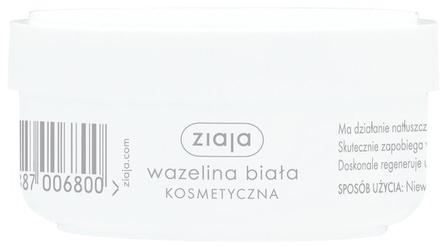 Ziaja, wazelina kosmetyczna, 30 ml