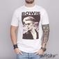 Koszulka amplified - david bowie photograph