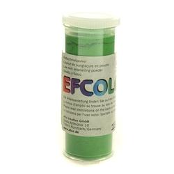 Ozdobny puder efcolor 10 ml - wiosenna zieleń - wizi
