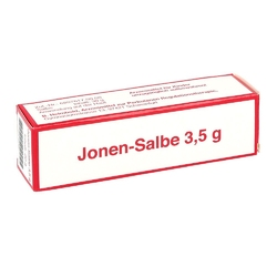 Maść jonowa 3,5 g