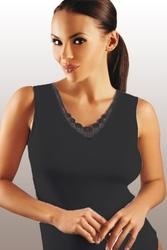 Emili majka czarna koszulka