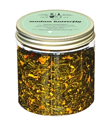 Herbata zielona o smaku madam butterfly 100g