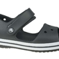 Crocs crocband sandal kids 12856-014 2728 szary