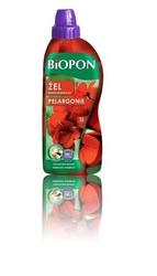 Biopon, żelowy nawóz mineralny do pelargonii, 1l