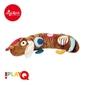 Aktywizująca poduszka wałek sigikid playq - piesek