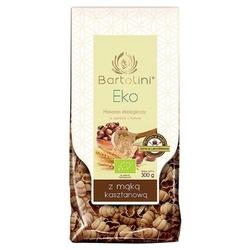 Bartolini makaron ekologiczny z mąki durum i kasztanowej 300g