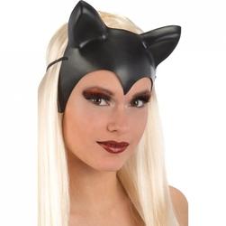 Catwoman opaska na głowę kocica