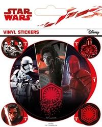 Star wars the last jedi first order - naklejki