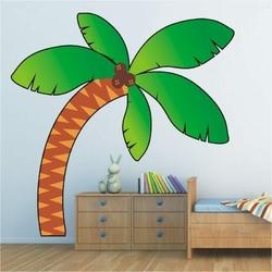 naklejka palma 33