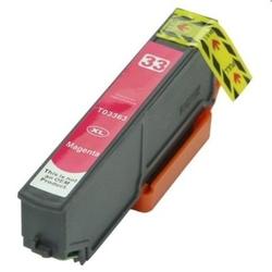 Tusz zamiennik t3363 do epson c13t33634010 purpurowy - darmowa dostawa w 24h