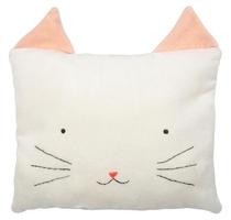Meri meri poduszka welurowa kot