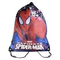 Worek szkolny spiderman 41x30cm