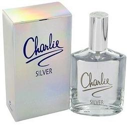 Revlon charlie silver perfumy damskie - woda toaletowa 100ml