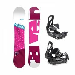 Zestaw raven style pink 2020 + raven s240 black