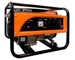Agregat prądotwórczy pezal pgg2200x-h 2.2kva - szybka dostawa lub możliwość odbioru w 39 miastach