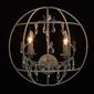Kinkiet w stylu loft z kryształowymi dodatkami regenbogen 104021902
